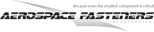Aerospace Fasteners Incorporated, Logo